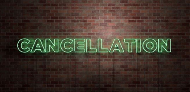 Partnership Cancellation