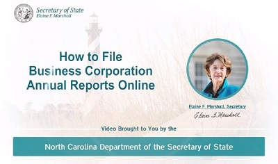 How To File A Corp Annual Report
