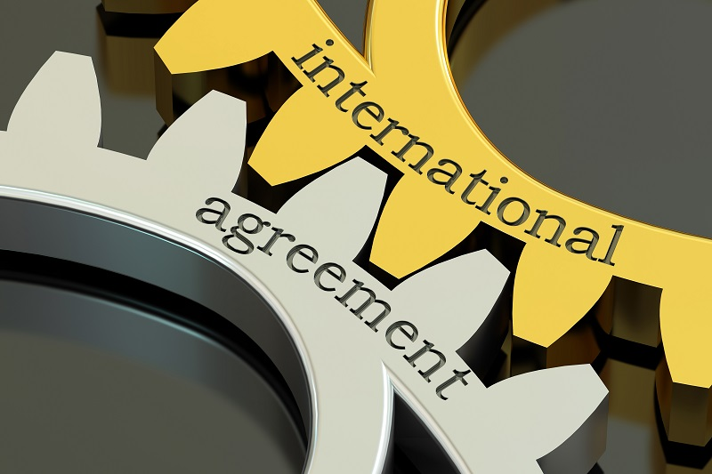Filing International Agreements